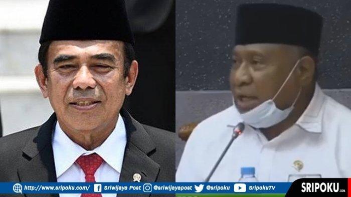 Menag Fachrul Razi :  Dana BOS Madrasah dan Pesantren  2020  Naik Rp 100  Ribu Per Siswa atau Santri