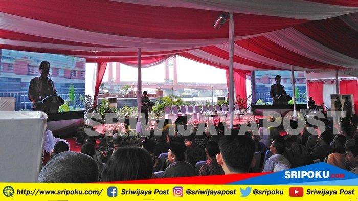 Jelang Kedatangan Presiden Jokowi, Sumsel akan Dapatkan 6.000 Sertifikat Tanah