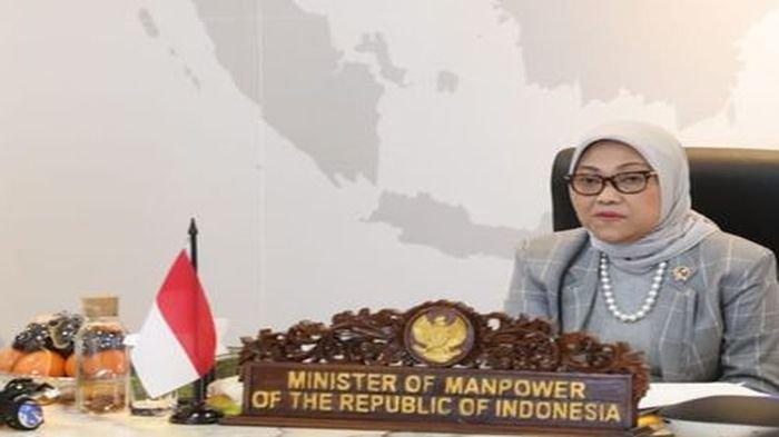 Menaker Ida Fauziyah : Penyaluran Subsidi Gaji Gelombang 2 untuk Karyawan Swasta Cair Awal November