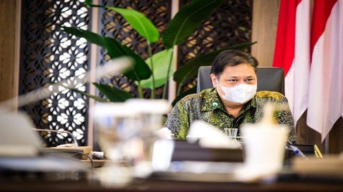 Airlangga Hartarto Menerima Kunjungan Ombudsman RI, Memaparkan Laporan di Bidang Perekonomian