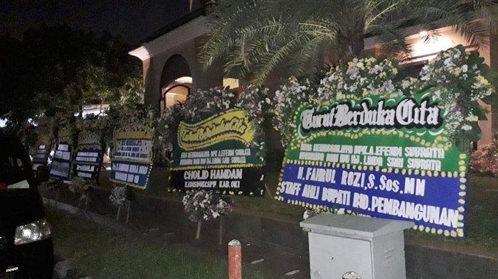 BREAKING NEWS: Ayah Mertua Bupati OKI H. Iskandar Meninggal Dunia