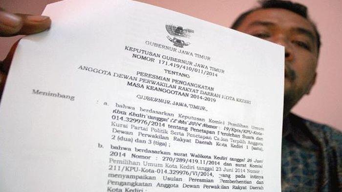 Sebulan Pasca Dilantik, 21 dari 25 Anggota DPRD PALI Gadaikan SK ke Bank, Jajaran Pimpinan Ikutan