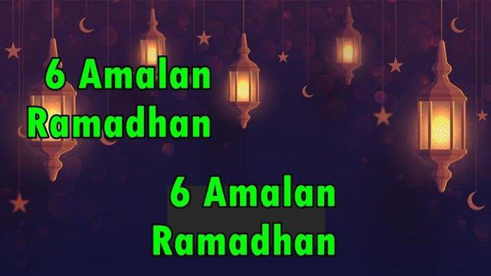 Meski Dianjurkan di Rumah, Berikut 6 Amalan Terbaik di Bulan Ramadhan Selama Wabah Covid-19