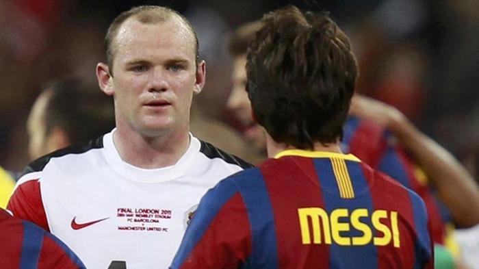 Rooney Puji 1 Transfer Liverpool Lebih Hebat daripada Lionel Messi ke Man City