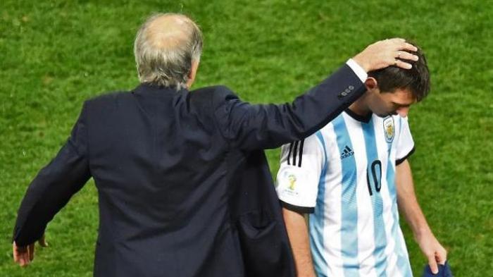 Sabella Komentari Gelar Terbaik Messi