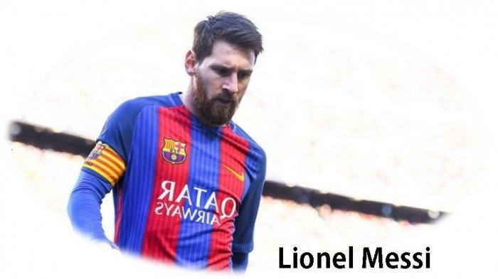 Rayakan Ulang Tahun ke 31 di Rusia, Tak Banyak yang Tahu Begini Awal Karir Lionel Messi