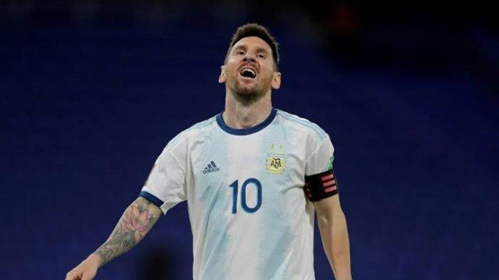 Hasil Copa America 2021 Argentina Vs Chili, Tendangan Bebas Messi Taklukan Ketangguhan Bravo