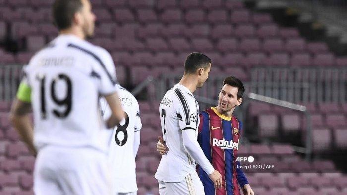 Tak Mau Kalah, Messi dan Ronaldo Kompak Bikin Rekor Kembar di Euro 2020 & Copa America 2021