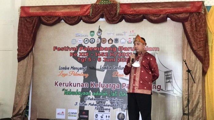 Mgs Syaiful Padli: Sudah Saatnya Generasi Muda Jaga & Kembangkan Kearifan Lokal Palembang Darussalam