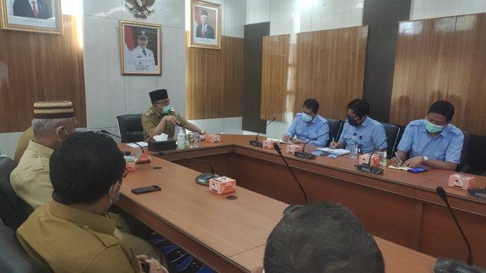 Juarsah tak Langsung Mengiyakan Ketika PT MHP Minta Izin Truk Bertonase Melintas di Jalan Kabupaten