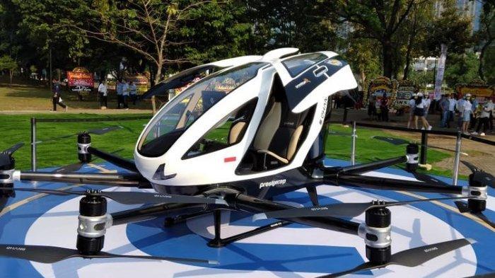 MACET TAK Perlu Lagi Pusing, Mobil Terbang Pertama, Segera Meluncur di Langit Indonesia