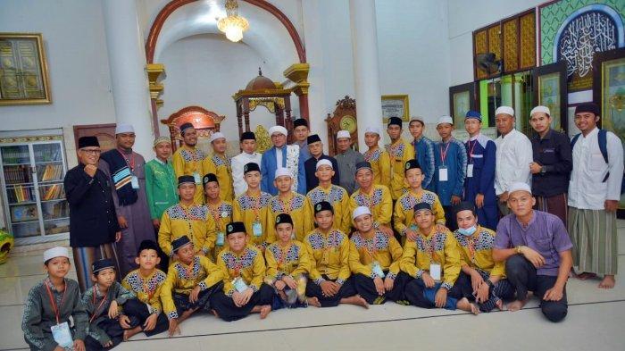 Milad 2 Tahun Dan Tahun Baru Islam, Ikatan Remaja Istifadah Hidayatul Muttaqin Gelar Pengajian - milad-2-tahun-ikatan-remaja-istifadah-hidayatul-muttaqin-1.jpg