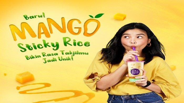 Chatime Mango Sticky Rice Takjil dengan Rasa Unik di Bulan Baik