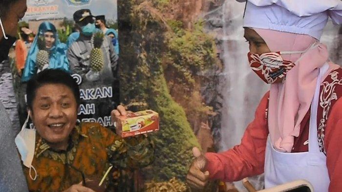 Binaan CSR PTBA, SIBA Rosella Tampil di Ajang Festival Rempah-Rempah Tingkat Sumsel 2020