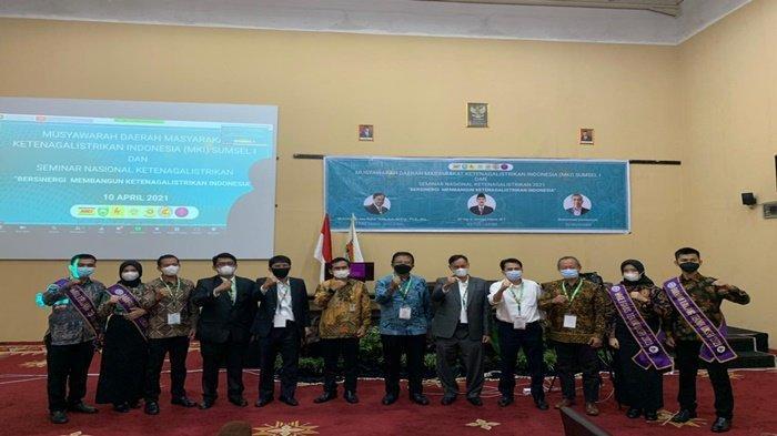 Punggawa PLN UIW S2JB Turut Menukangi Kepengurusan MKI Sumatera Selatan