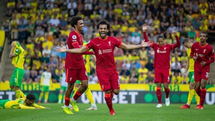 Siaran Langsung Bola Hari Ini, Liga Inggris Ada Liverpool vs Burnley, Man City vs Norwich di Mola TV