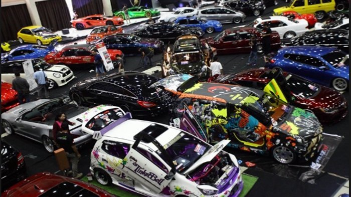 Ajang Indonesia Modification Expo Cari 50 Mobil Modifikasi Terbaik di Indonesia