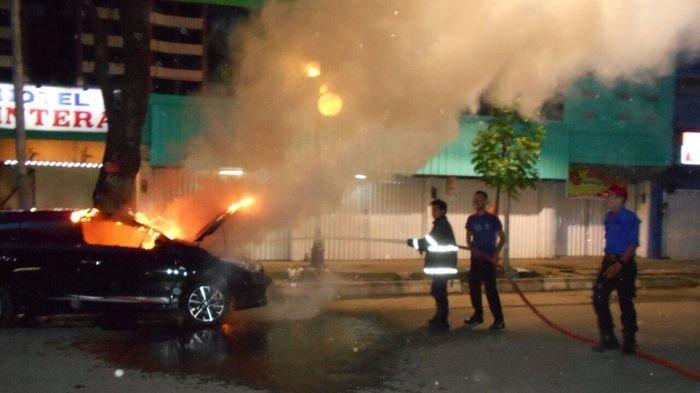 Ketahui Penyebab Mesin Kepanasan, Bisa Bikin Mobil Terbakar