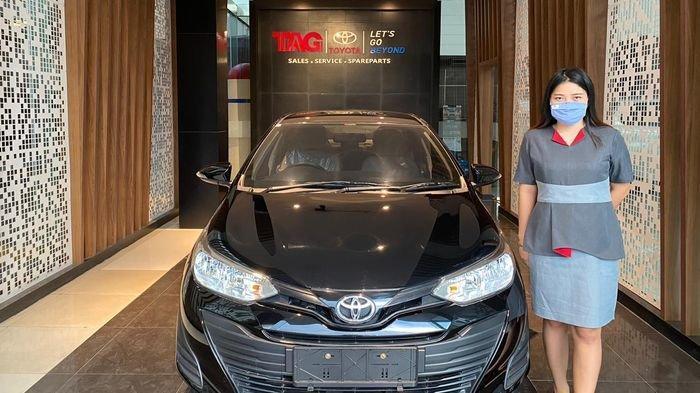 TAG Jual 2 Unit Mobil Baru dengan Harga Second, Dijual secara Lelang harga pembukaan Rp 150 Juta