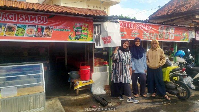 Sebagai salah satu model legendaris di Kota Palembang, Model Smabu ternyata sudah ada sejak harganya masih Rp 200 rupiah satu mangkuk.