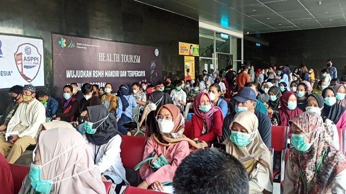 Jadwal Vaksinasi Moderna di RSMH Palembang untuk Masyarakat Umum, Dibuka Tiga Hari, Daftar di Sini