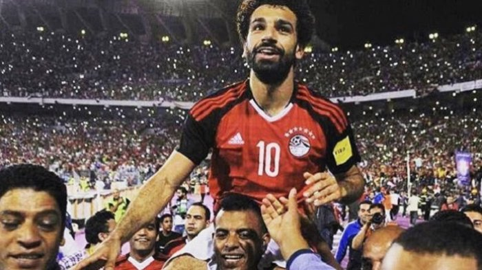 Gol Mohamed Salah Tetap Antar Rusia Jadi Tim Pertama Lolos Babak 16 Besar Piala Dunia 2018