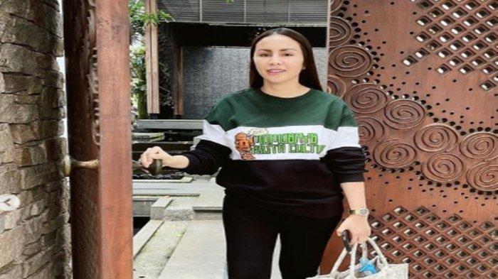 Mundur Jadi Vokalis, Begini Penampakan Rumah Momo Geisha di Malang, Punya Danau Pribadi Bak Istana!