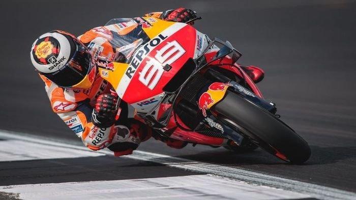 Hasil MotoGP Valencia - Marc Marquez Raih Gelar Juara, Honda Raihan Triple Crown