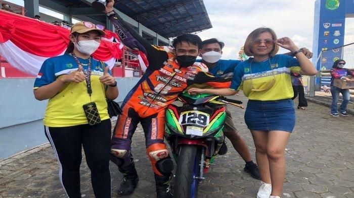 Hasil Motoprix Piala Presiden 2021, Pebalap PPLPD Muba Berhasil Catat Waktu Tercepat