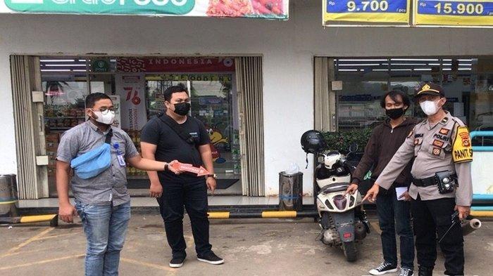 Motor Hilang di Parkiran Indomaret Jalan Noerdin Pandji Palembang