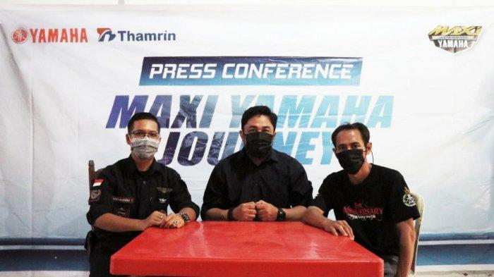 PT Thamrin Brothers kembali menggelar acara KOPDAR Halal Bihalal Komunitas Maxi Series di Palembang