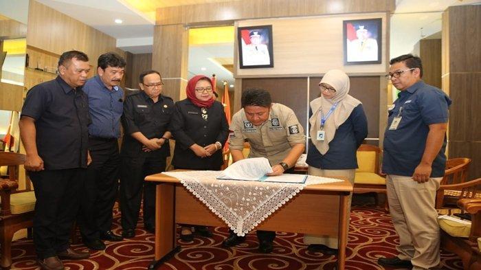 Gubernur Sumsel Herman Deru Larang Warga Mampu di Sumsel Ikut PBI JKN, Rp 229 M untuk 454.310 Jiwa
