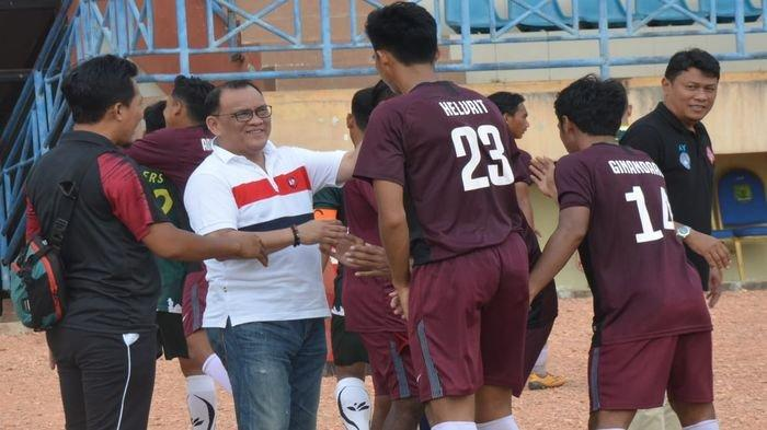 Beredar Kabar Pembagian Grup Liga 2 Muba United di Grup 2 Manajer Muba Babel United Sebut Tidak Fair