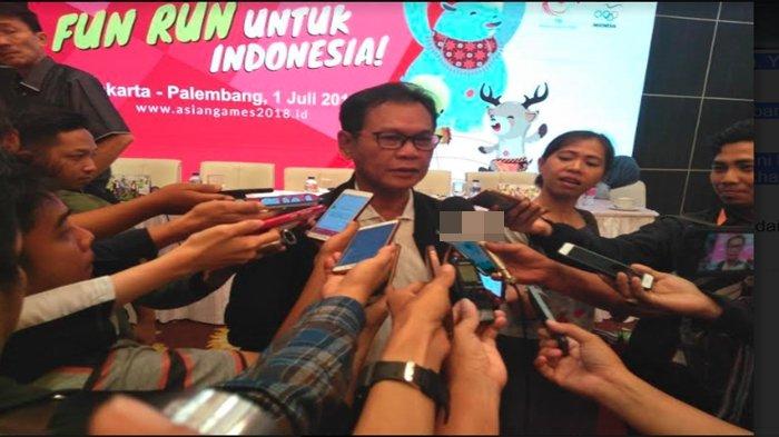 Plt Dirut PT SOM Janji Bayar Gaji Pemain Sriwijaya FC yang Terlambat Satu Minggu Lagi