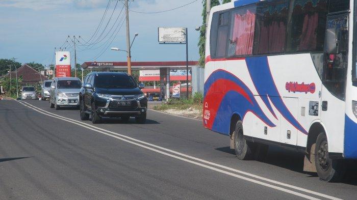 Arus Balik H+6 Idul Fitri di Kabupaten OKU Padat Lancar