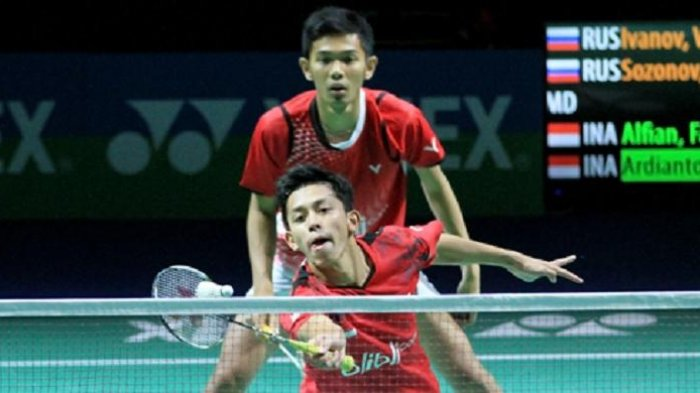 Indonesia Open 2019 - Ada 5 Pemain Non-Unggulan pada Babak Semifinal