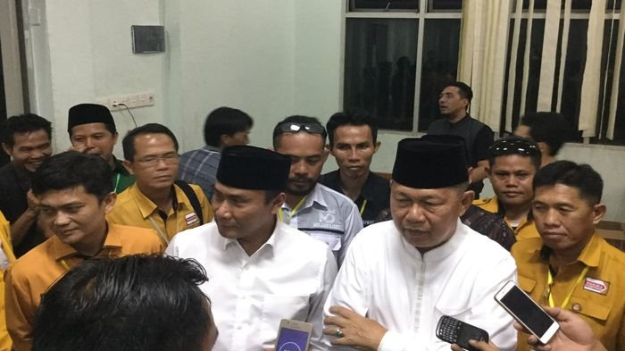 Mularis-Syaidina Optimis Raih 40 Persen Suara Pemilih Kota Palembang