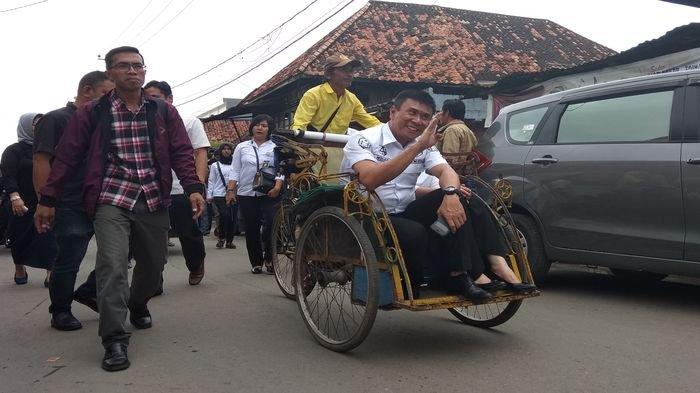 PPP KomitmenDukung Pasangan Musi Menangkan Pilkada Palembang