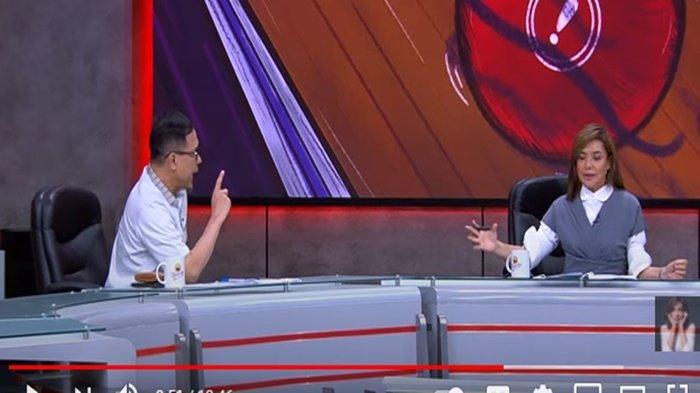 Munarman tak Terima Ditanya Najwa Shihab soal Ini, Mantan Sekretaris FPI Tanya Balik : Itu Menjebak
