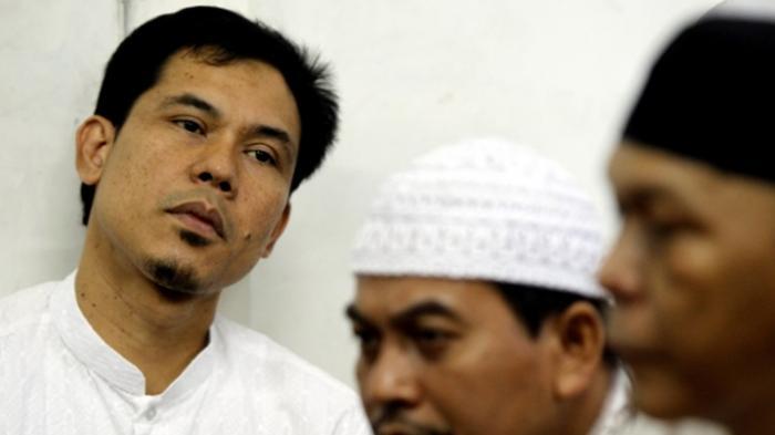 AKANKAH  Munarman Bernasib Sama Seperti Rizieq Shihab? Polisi Selidiki Kasus Sekretaris FPI