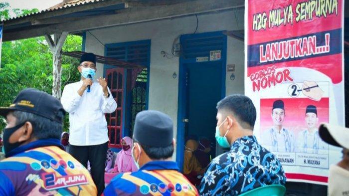 Idolakan H2G, Mantan Kades di Musirawas ini Beri Nama Belakang Anaknya Gunawan