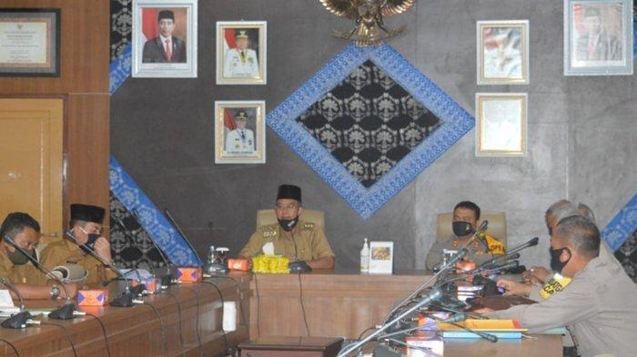 Bupati Hendra Gunawan Dukung Rencana Pembentukan Polsubsektor di Lima Kecamatan di Musi Rawas