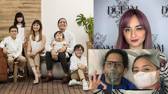 'Rest in pride abang' Musisi Raditya Oloan Berpulang Pasca Sembuh dari Covid-19, Istri Ungkap Fakta