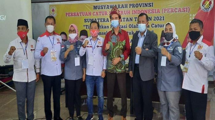 Terpilih Aklamasi, Manager PT Bukit Asam Pimpin Percasi Sumsel