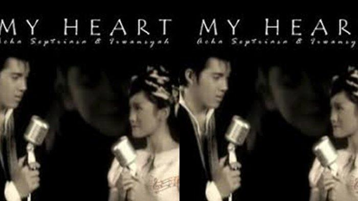 Download Lagu Acha Septriasa & Irwansyah - My Heart, Video & Lirik, Lagu Cinta Paling Menyentuh Hati