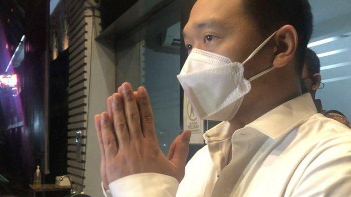 MYD alias Nobu alias Michael Yukinobu Defretes diperiksa polisi selama 12 jam