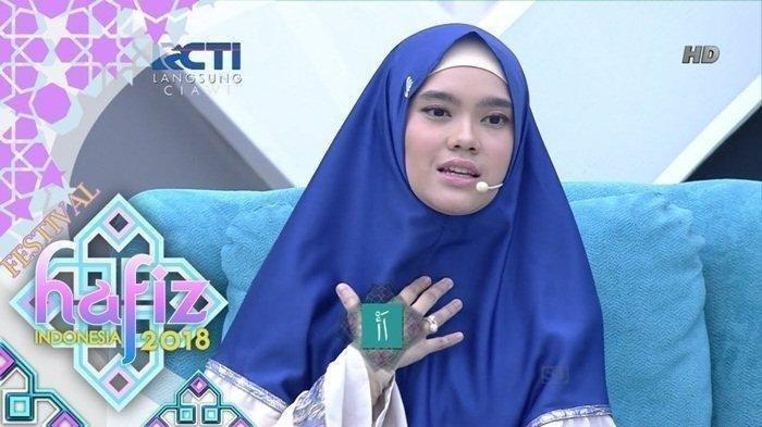 Nabila Abdul Rahim Bayan, Juri Hafiz Indonesia 2020.