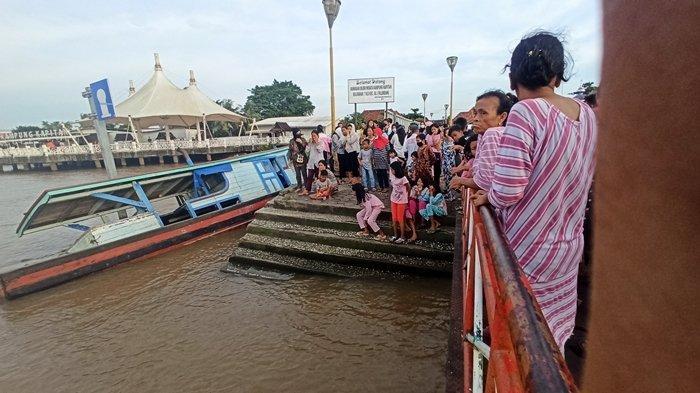 Libatkan Tim Penyelam, Pencarian Bocah yang Tenggelam di Kampung Kapitan Diperluas hingga Musi IV