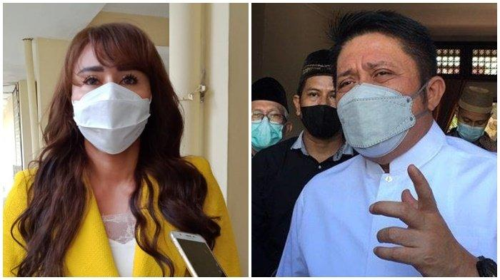 Nadia Basjir Sebut Banyak Ibu-ibu tak Pakai Masker, Herman Deru Singgung Kondisi Pasar Soak Bato