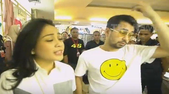Ditemani Raffi Ahmad Saat Belanja, Nagita Slavina Beri Pendapat Beda Ketika Penjual Sebut Nama Bella
